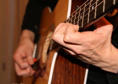 Andy gitaarles