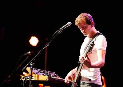 Andy Stuijfzand bij de Neon tour