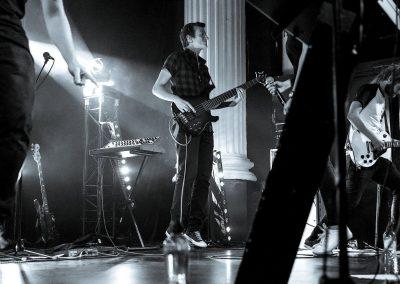 Andy Muziek in concert/bandleider
