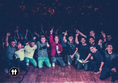 Andy Stuijfzand op tour met Hanne de Vries in India